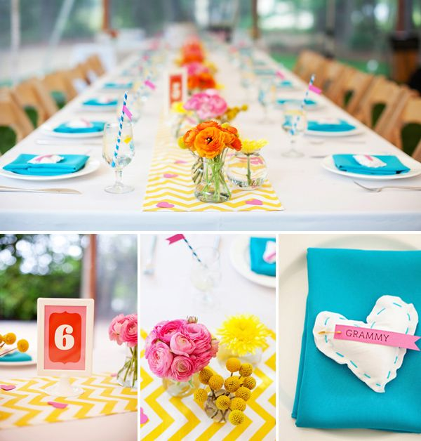 We 39re starting our little inspiration series with a few great table settings