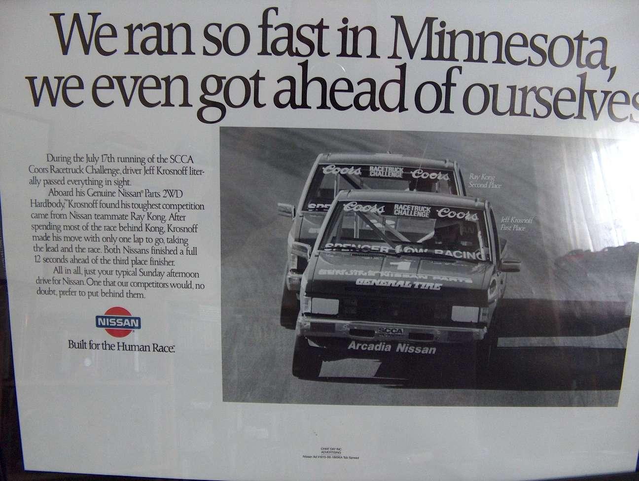 Nissan Hardbody/D21 Brochures?/Literature - Nissan Forum ...