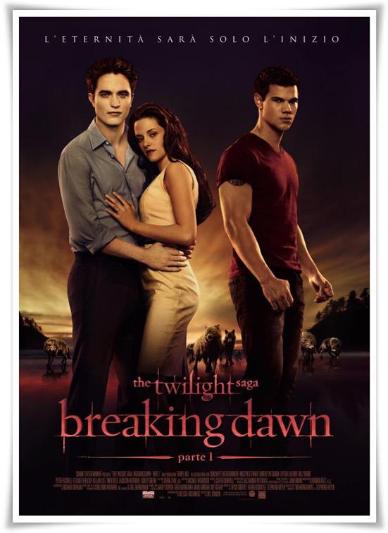Download The Twilight Saga Breaking Dawn Parte 1 2011 iTALiAN READNFO L Torrent