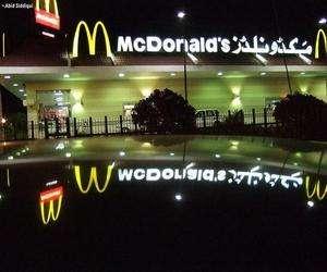 mcdonalds rawalpindi