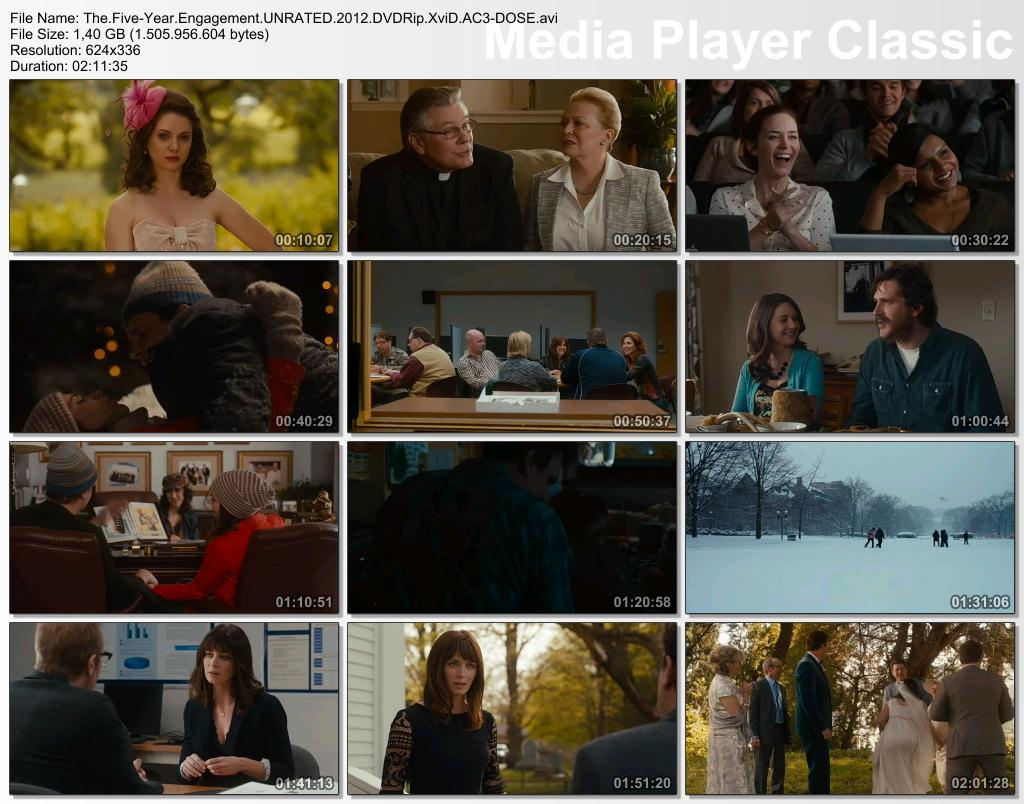 The Five Year Engagement Dvdrip Xvid Subtitles 50 Shades Of Grey