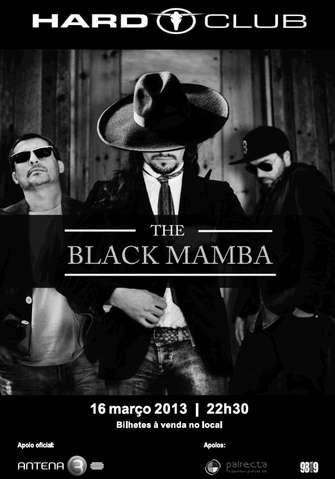 Black Mamba Som Direto Hard Club
