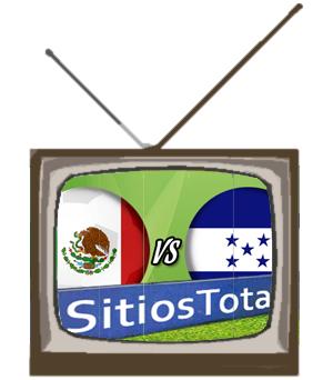 Quién transmite en México el Honduras vs México